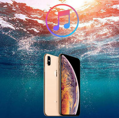 transfer music from computer to iPhone XS