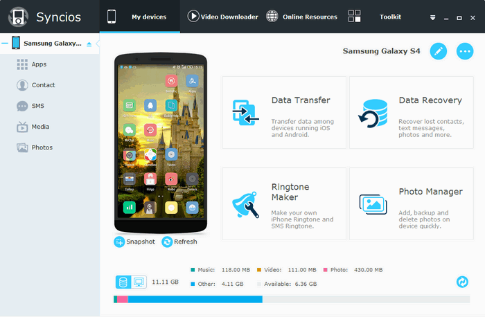 Transfer Pictures from Android Phone to PC