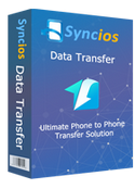 Download Syncios Data Transfer